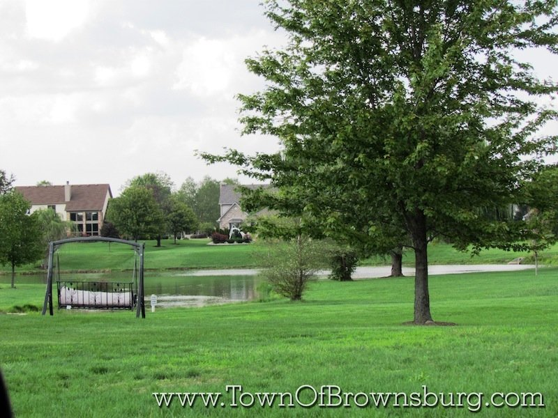 Austin Winds, Brownsburg, IN: Lake