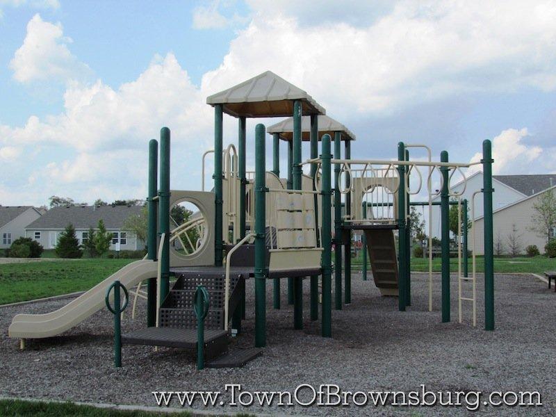 Branches, Brownsburg, IN:  Playground