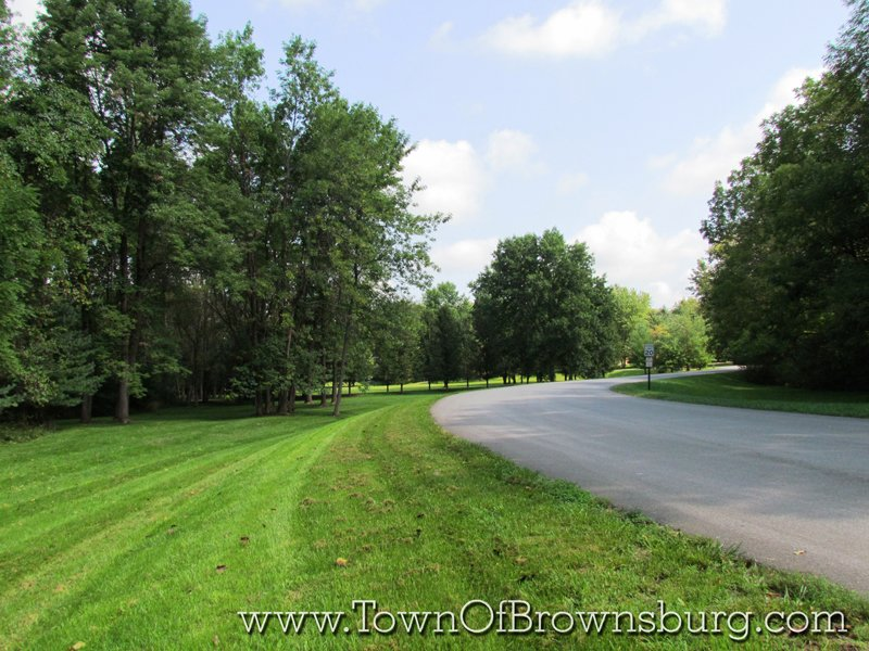 Green Hills, Brownsburg, IN: Roadway