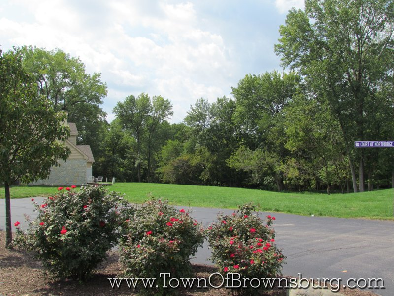 North Ridge, Brownsburg, IN: Surface Lot