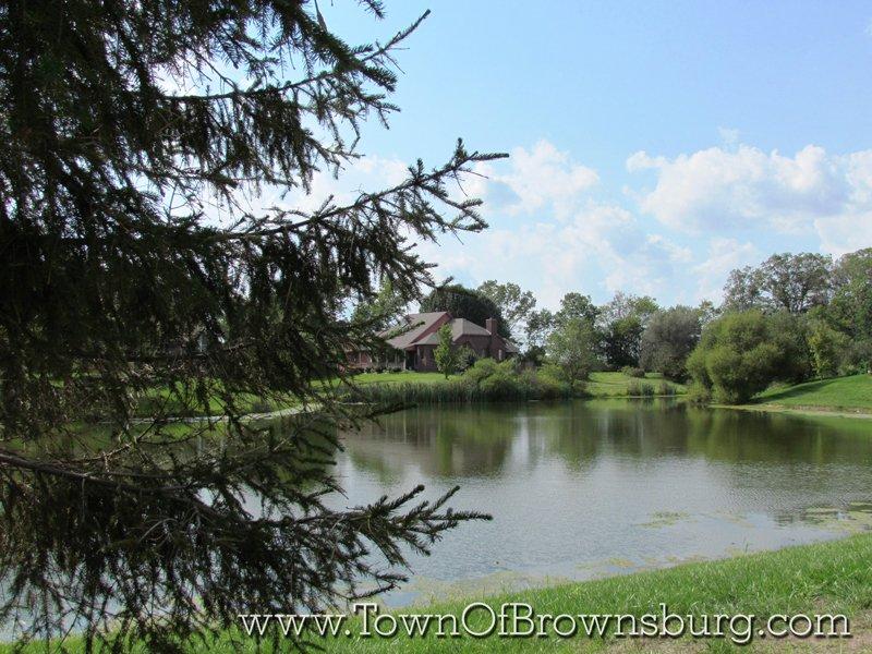 Fox Hollow, Brownsburg, IN: Pond