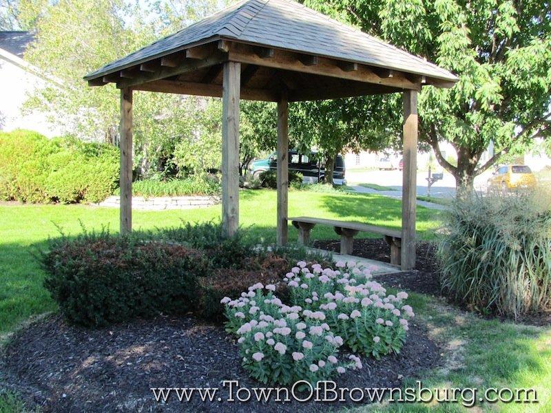 Country Walk, Brownsburg, IN: Garden