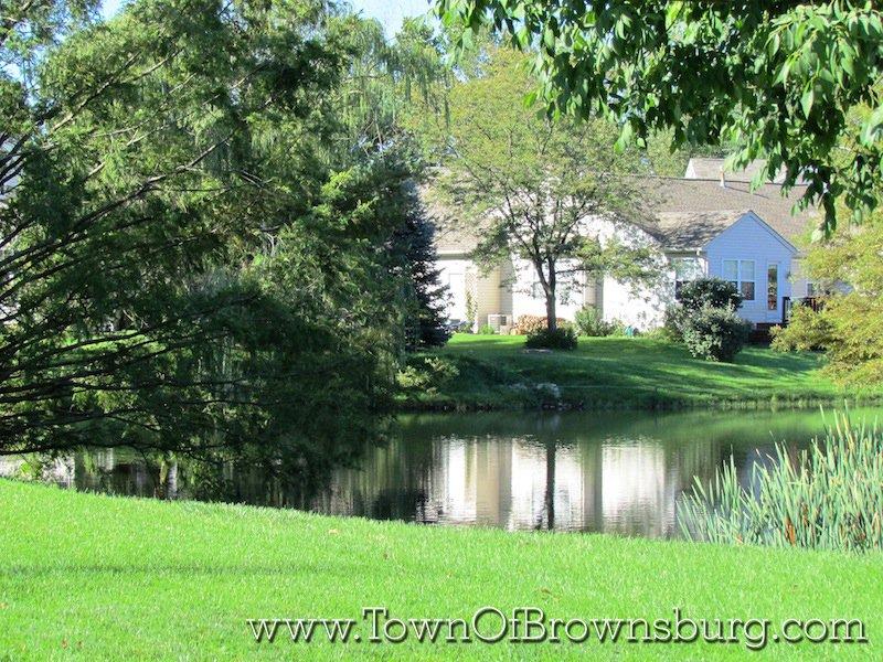 Country Walk, Brownsburg, IN: Pond