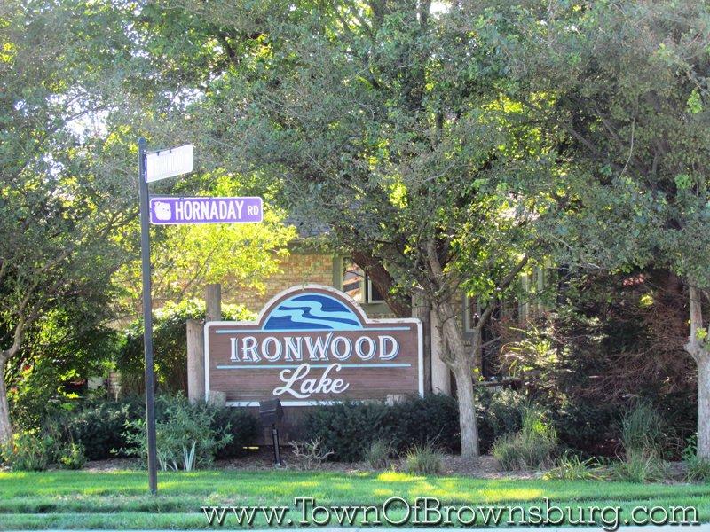 Ironwood, Brownsburg, IN: Entrance