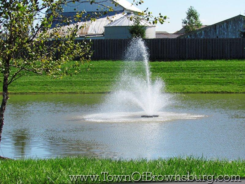 Bersot, Brownsburg, IN: Lake