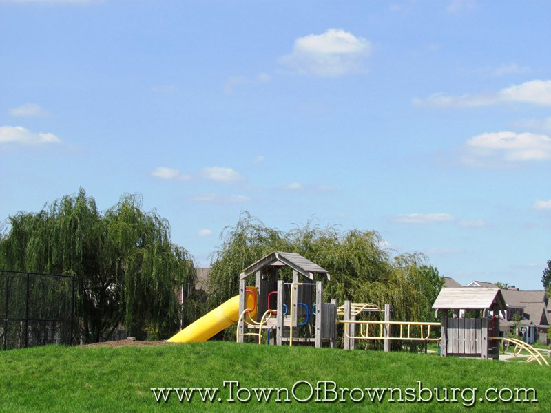 Highland Springs, Brownsburg, IN: Playground
