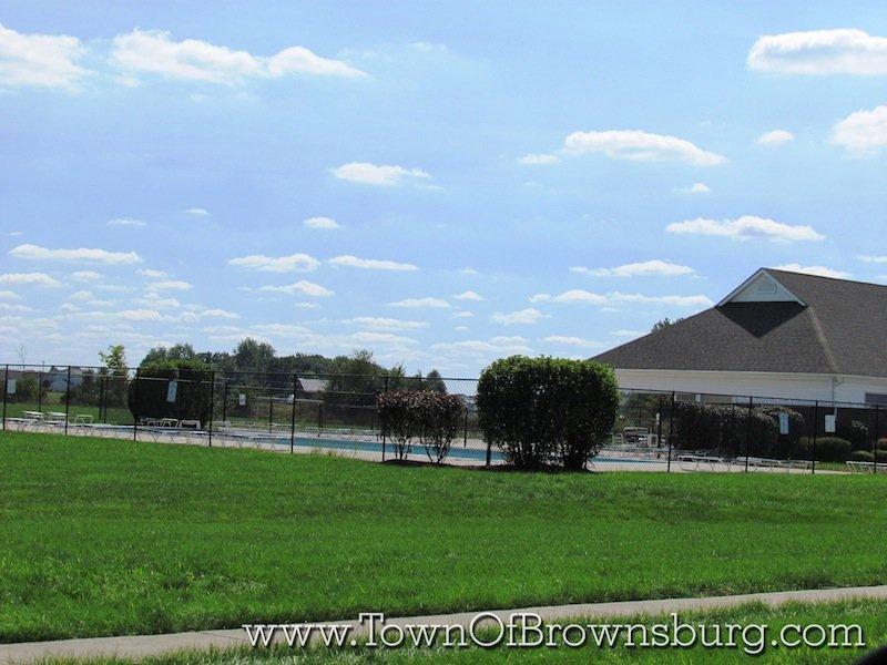 Creekside Commons, Brownsburg, IN: Pool