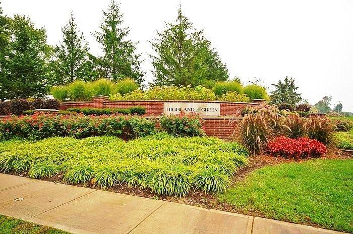 Highland Green Brownsburg, IN: Entrance
